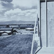 Robert Adams; New Housing, Longmont, Colorado; 1973