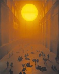 Olafur Eliasson; The Weather Project, Turbine Hall; 2003; Tate Modern, London, UK