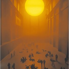Olafur Eliasson; The Weather Project, Turbine Hall; 2003; Tate Modern, London, UK