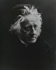 Julia Margaret Cameron; Sir John William Herschel; 1867; albumen print
