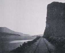 Carleton E. Watkins; Cape Horn, Near Celilo; 1867; albumen print