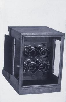 Alexis Millet; Carte-de-Visite Camera; c.1862