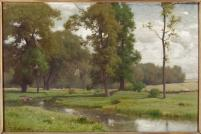 George Inness; June 31; 1/4 x 45 inches