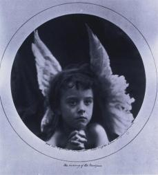Julia Margaret Cameron; Rising of the New Year; 1872; albumen print