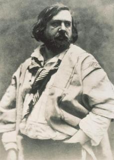 Félix Nadar; Gautier; 1854-55; albumen salted paper print