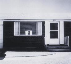 Robert Adams; Colorado Springs; 1974; gelatin silver print