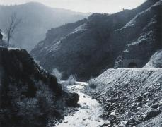 Robert Adams; Clear Creek Canyon, Jefferson County, Colorado; 1977