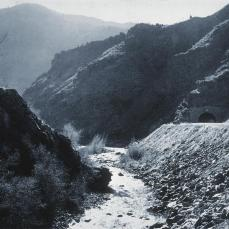 Robert Adams; Clear Creek Canyon, Jefferson County, Colorado; 1977