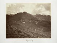 Carlton E. Watkins; Virginia City; c.1876; albumen silver print from glass negative; The Metropolitan Museum of Art