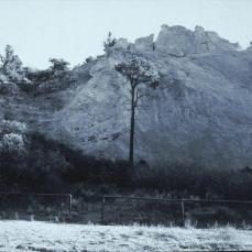 Robert Adams; Garden of the Gods, El Paso County, Colorado; 1977; gelatin silver print