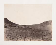 John Beasly Greene; Etudes de terrains; c.1854; salt print; 23.18 x 30.16 cm; San Francisco Museum of Modern Art