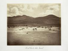 Carlton E. Watkins; Road View to Sutro Tunnel; c.1876; albumen silver print from glass negative; The Metropolitan Museum of Art