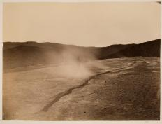 Timothy O'Sullivan; Steamboat Springs, Washoe, Nevada; 1867; albumen print; 21.3 x 28.1 cm; George Eastman House