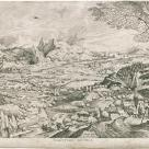 Jan van Doetecam (after Pieter Bruegel I); c.1555x1556; etching, engraving on laid paper; Sterling and Francine Clark Art Institute. Dept. of Prints, Drawings and Photographs