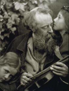 Julia Margaret Cameron; The Whisper of the Muse; 1865; albumen print from wet collodion negative