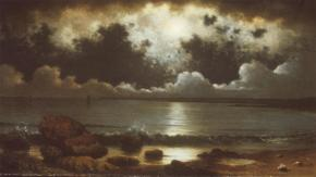 Martin Johnson Heade; Point Judith, Rhode Island; 1868; Cleveland Museum of Art