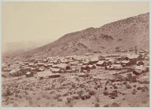 Timothy O'Sullivan; Belmont, Nevada; 1871; albumen print; 20.3 x 28.2 cm; George Eastman House