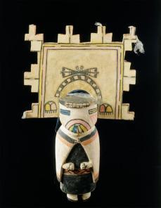 Water Maiden, Hopi Kachina