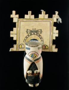 Water Maiden, Hopi Kachina