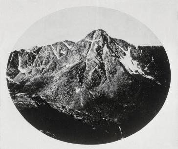 William H. Jackson; Mountain of the Holy Cross, Colorado