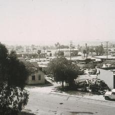 Robert Adams; Long Beach; 1986