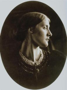 Julia Margaret Cameron; Mrs. Herbert Duckworth (Mother of Virginia Woolf); 1867; albumen print; 34 x 26 cm