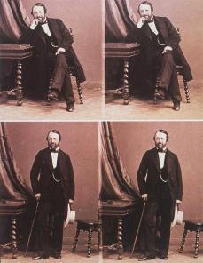 André Adolphe Eugène Disdéri; Portrait of a Man