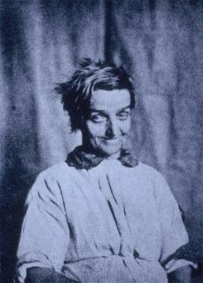 Hugh Diamond; Inmates of the Surrey County Asylum; 1852; albumen print