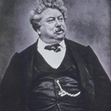 Etienne Carjat; Alexander Dumas