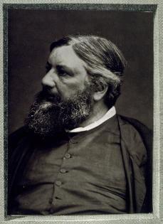 Etienne Carjat; Courbet; c.1876-94; woodburytype; Fine Arts Museum of San Francisco