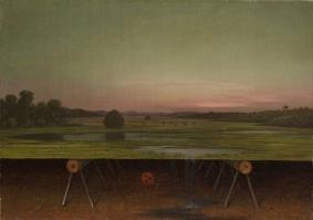Martin Johnson Heade; Gremlins in the Studio; 1875