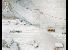 Edward Burtynsky; Carrara Marble Quarries 24; 1993