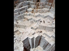 Edward Burtynsky; Iberia Quarries 3; 2006