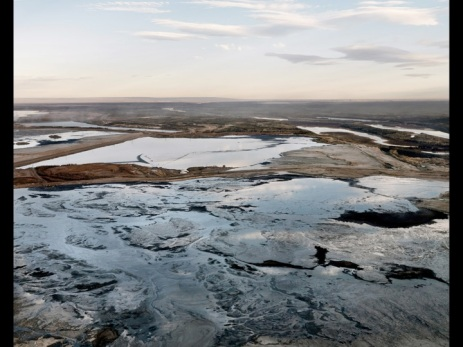 Edward Burtynsky; Alberta Oil Sands 7