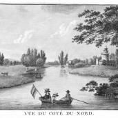 J. Merigot; Vue du cote du nord; 1788