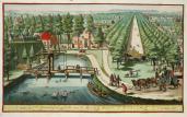 Jan van Vienen; The entertaining side of Malieben in Utrecht; c.1698; Elizabeth Barlow Rogers Collection (new York, NY)