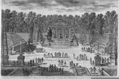 Adam Perelle; Chateau de Versailles; L'arc de Triomphe; 16th-17th century