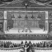 Israel Silvestre; Les plaisirs de l'isle enchantée, ou, Les festes et diuertissements du roy à Versailles; 17th century