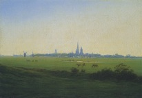 19C._Friedrich_Caspar_David_Meadows_Near_Greifswald_1821