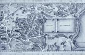 Frederick Law Olmsted; New York: Central Park Map as Appeared; 1870; New York, NY