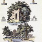 G. Van Laar; Magazijn van Tuin-Sieraaden; 1802