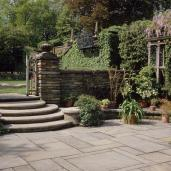 Beatrix Jones Farrand; Dumbarton Oaks, Herb Terrace
