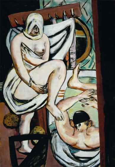 Beckmann_Bath_1930