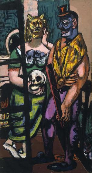 Beckmann_Masquerade_1948