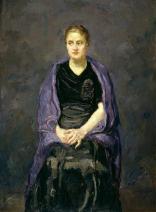 Beckmann_MinnaBeckmann_1910