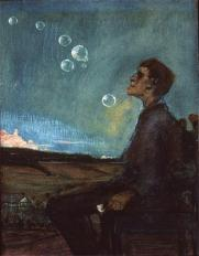 Beckmann_SelfPortraitWithSoapBubbles_1898