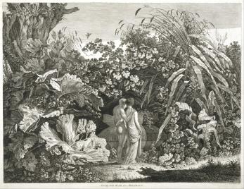 Carl Wilhelm Kolbe - I Too Was in Arcadia