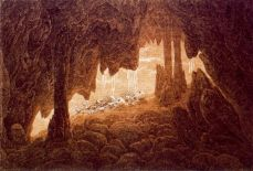 cave skeletons