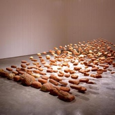 Cornelia Parker; Neither from Nor Towards; 1992