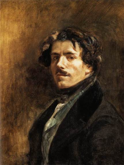 DELACROIX_Eugene_Self_Portrait-large